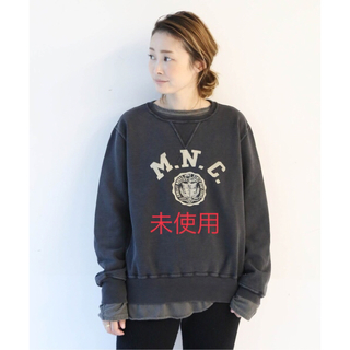 DEUXIEME CLASSE - 19aw  ヴィンテージ加工  スウェット