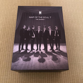 防弾少年団(BTS) - MAP OF THE SOUL 7 THE JOURNEY セブンネット BOX