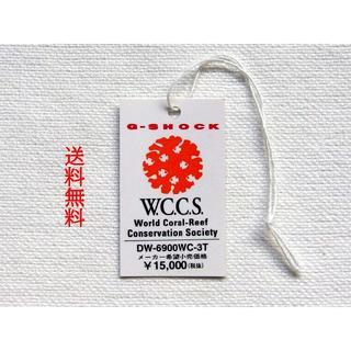 G-SHOCK - プライスタグ WCCS限定 DW-6900 カシオ G-SHOCK★送料無料★