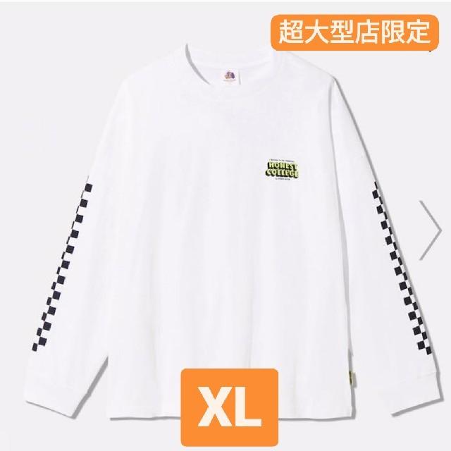 GU(ジーユー)のGU ジーユー×STUDIO SEVEN コットンビッグT XLサイズ メンズのトップス(Tシャツ/カットソー(七分/長袖))の商品写真
