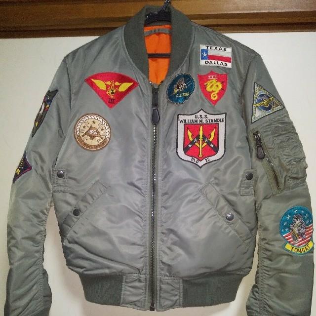 AVIREX(アヴィレックス)のAVIREX  6162193  メンズのジャケット/アウター(フライトジャケット)の商品写真