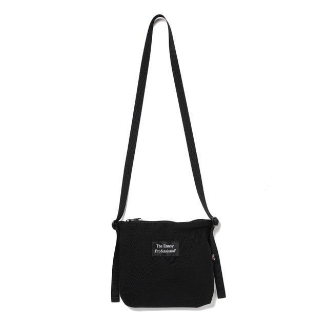1LDK SELECT(ワンエルディーケーセレクト)のThe Ennoy Professional SACOCHE サコッシュ メンズのバッグ(ショルダーバッグ)の商品写真