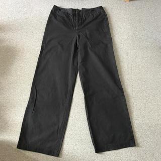 MARGARET HOWELL - MARGARET HOWELL 黒パンツ