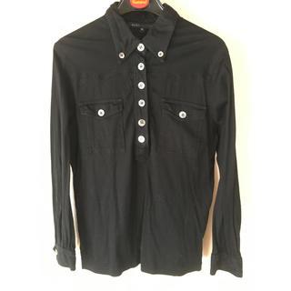 マークジェイコブス(MARC JACOBS)のMARC JACOBS 七分袖のシンプルシャツ(シャツ/ブラウス(長袖/七分))