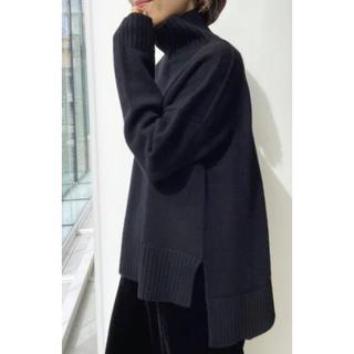 L'Appartement DEUXIEME CLASSE - 新品☆L'Appartement Back Long T/N Knit
