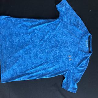 UNDER ARMOUR - アンダーアーマー スレッドボーンメッシュTシャツ メンズMサイズ