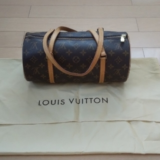 LOUIS VUITTON - LOUIS VUITTON パピヨン ルイ・ヴィトン