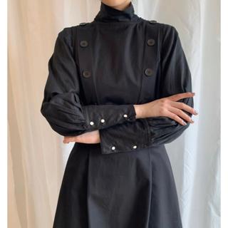 【THE DRESS #20】foufou アメリカメディカルドレス M+(ロングワンピース/マキシワンピース)