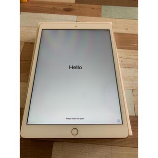 Apple - iPad  32GB  ゴールド 第7世代 美品