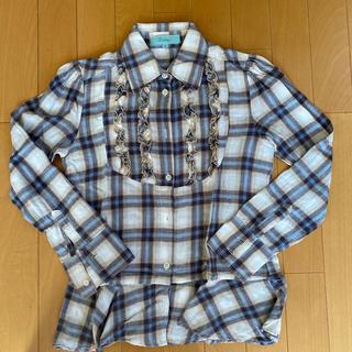 ナルミヤ インターナショナル(NARUMIYA INTERNATIONAL)の子供服 女の子150(Tシャツ/カットソー)