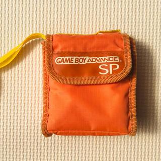 ゲームボーイアドバンス(ゲームボーイアドバンス)のゲームボーイアドバイスSP ケース(携帯用ゲーム機本体)