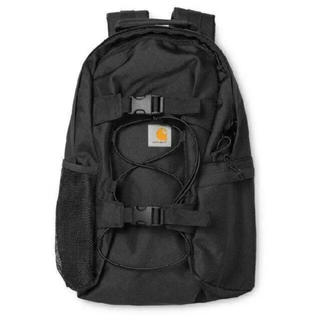 carhartt - Tカーハート Carhartt 橙色タグ リュック バックパック 黒色