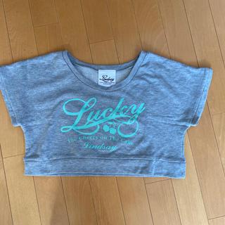 ナルミヤ インターナショナル(NARUMIYA INTERNATIONAL)の子供服 女の子160(Tシャツ/カットソー)