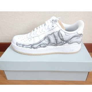 NIKE - NIKE AIR FORCE 1 '07 SKELETON (US8.5) 新品