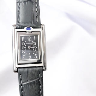 Cartier - 【仕上済】カルティエ タンク バスキュラント シルバー レディース 腕時計