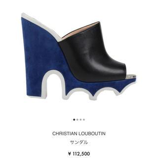 Christian Louboutin - 新品☆Christian Louboutin サンダル