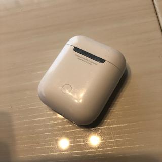 Apple - AirPods ケースのみ
