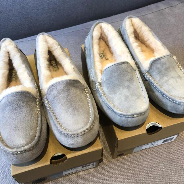 UGG(アグ)の【新品未使用】UGG モカシンアンスレー レディースの靴/シューズ(スリッポン/モカシン)の商品写真