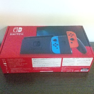 Nintendo Switch - 新品 Nintendo Switch 販売店印あり、特価品!