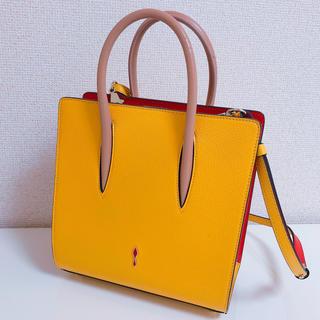 Christian Louboutin - ルブタン パロマバッグ 黄色 パロマスモール