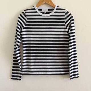 agnes b. - agnès b. HOMME J008 TS ボーダーTシャツ