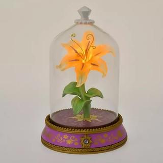 完売品 ラプンツェル LED ライト 魔法の花 ショップディズニー