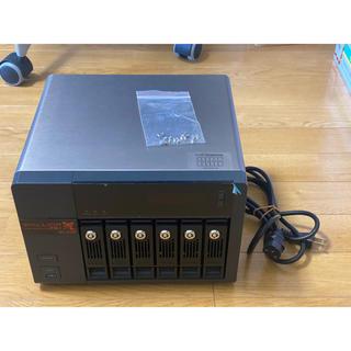 QNAP NAS TS-653 PRO クアッドコア 4GB HDMI