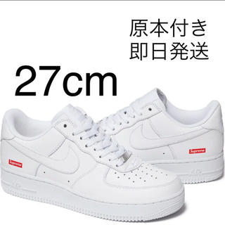 Supreme - 27cm 原本付き Supreme Nike Air Force 1 Low