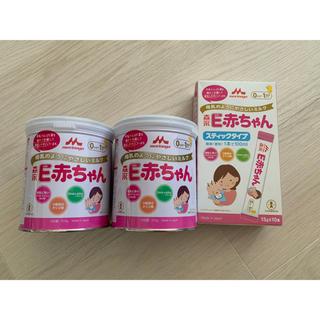 森永乳業 - 再値下げ E赤ちゃん 粉ミルク 新品未使用