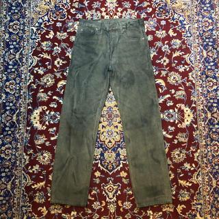 JOHN LAWRENCE SULLIVAN - VINTAGE LEVI'S marble-pattern aging PT