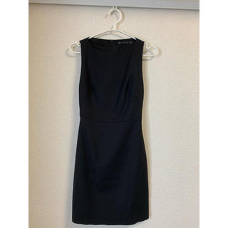 ザラ(ZARA)のZARA ザラ ドレス(ミディアムドレス)