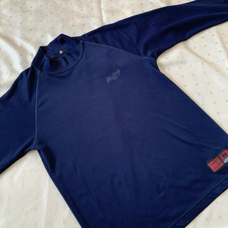 Rawlings - ローリングス Rawlings 野球 アンダーシャツ 紺 M ①