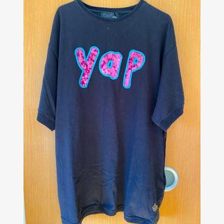 アールディーズ(aldies)のALDIES×KEYTALK小野武正さんコラボ yapビックTシャツ(Tシャツ/カットソー(半袖/袖なし))