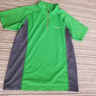 モンベル(mont bell)の☆mont-bellスポーツT Sサイズ☆(Tシャツ/カットソー(半袖/袖なし))