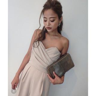 ラグナムーン(LagunaMoon)のLAGUNAMOON  ラグナムーン ドレス 一回のみ使用(オールインワン)