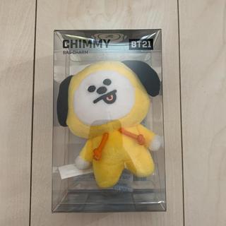 ボウダンショウネンダン(防弾少年団(BTS))のBT21 CHIMMY バッグチャーム(K-POP/アジア)
