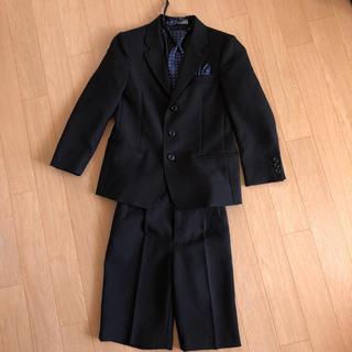 シマムラ(しまむら)のしまむら✨男の子 スーツ4点セット☆ 120cm☆(ドレス/フォーマル)