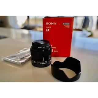 SONY - ソニー SONY E35mm f1.8 OSS SEL35F18 Eマウント