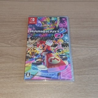 Nintendo Switch - マリオカート8 デラックス Switch 新品未使用