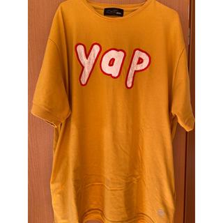 アールディーズ(aldies)のALDIES×KEYTALK小野武正さんコラボ yapビックTシャツ 限定完売品(Tシャツ/カットソー(半袖/袖なし))