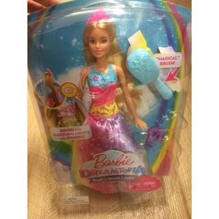 バービー(Barbie)のバービー人形 キラキラヘアメロディー barbie ドリームトピア 新品(ぬいぐるみ/人形)