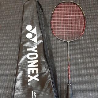 ヨネックス(YONEX)のバドミントンラケット ナノフレア380 超特価(バドミントン)