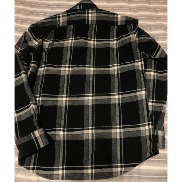 GU(ジーユー)の長袖ネルシャツ メンズのトップス(シャツ)の商品写真