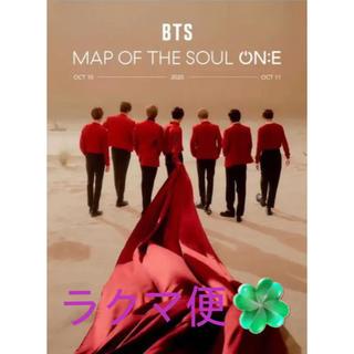 防弾少年団(BTS) - 日本語字幕❣️ BTS MAP OF THE SOUL ON:E  11日 2枚