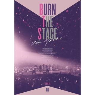 防弾少年団(BTS) - BTS💜「BURN THE STAGE」セット