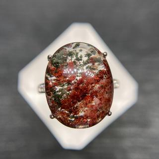 ガーデンクォーツ   リング 天然石(リング(指輪))
