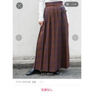 LOWRYS FARM - LOWRYS FARM スカート
