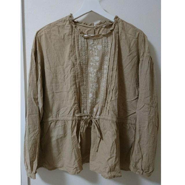 SM2(サマンサモスモス)のサマンサモスモス 刺繍ブラウス レディースのトップス(シャツ/ブラウス(長袖/七分))の商品写真