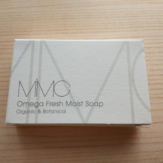 エムアイエムシー(MiMC)のMIMC オメガフレッシュモイストソープ(洗顔料)