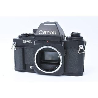 キヤノン(Canon)の★美品★ Canon New F-1 AEファインダー ボディ(フィルムカメラ)